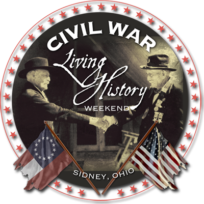 Sidney, Ohio's Civil War Living History Weekend
