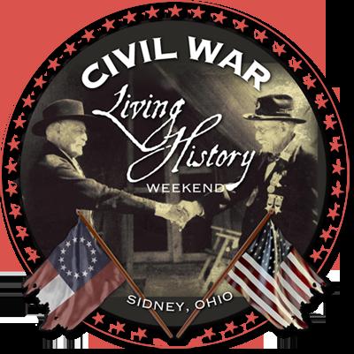 Sidney, Ohio's Civil War Living History Weekend